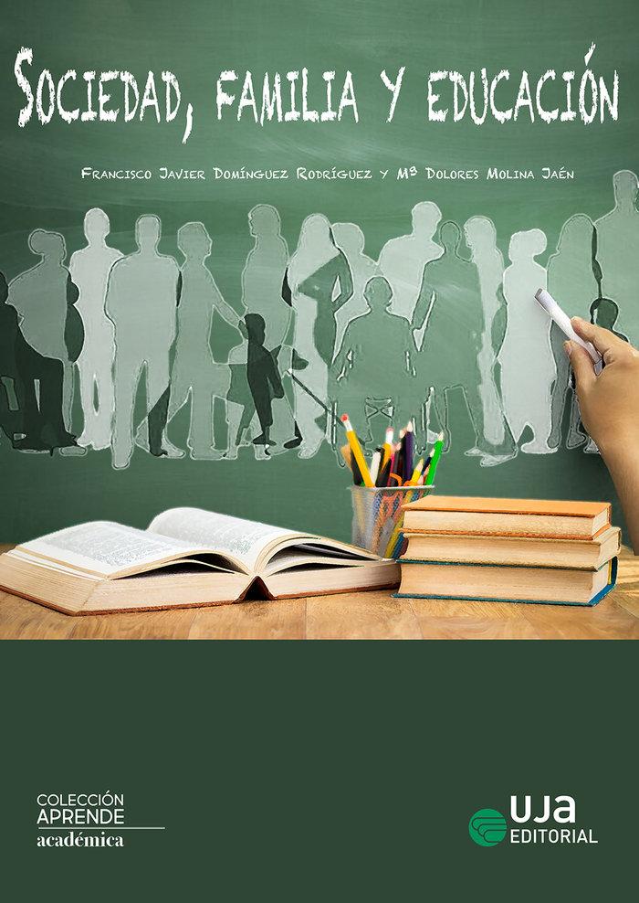 Sociedad familia y educacion