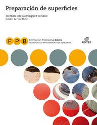 Preparacion de superficies fpb 18