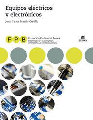 Equipos electricos y electronicos fpb 18