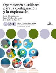 Operaciones aux. config. explotacion fpb 18
