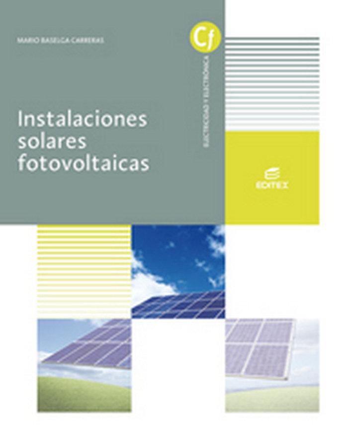 Instalaciones solares fotovoltaicas cf gm 19