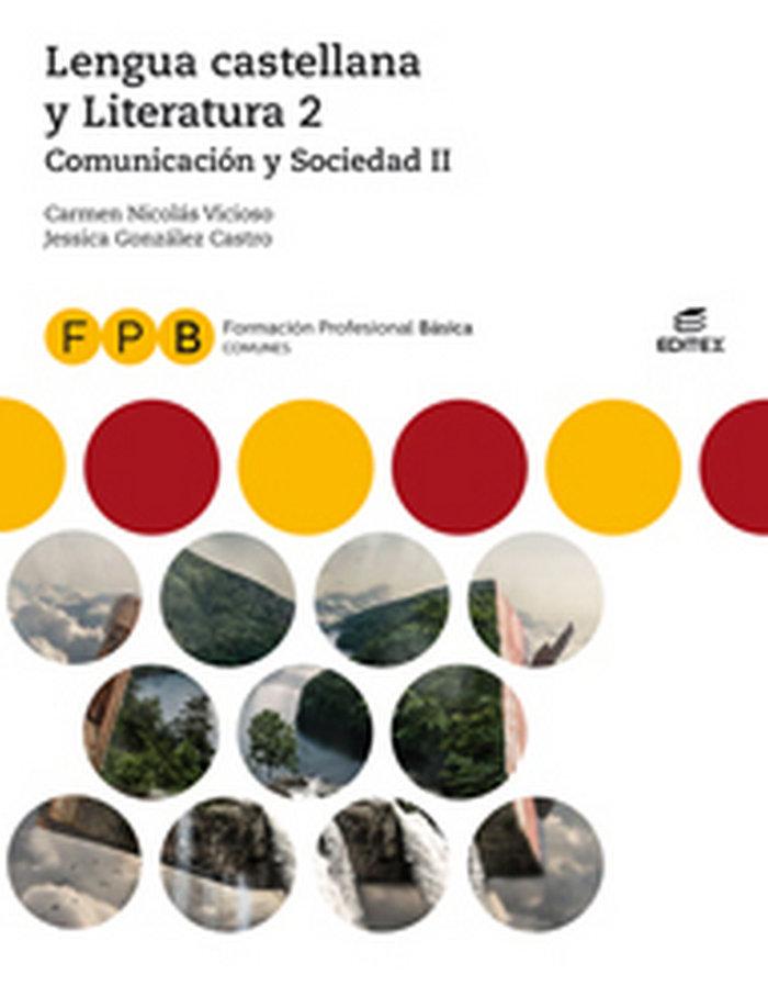 Lengua castellana y literatura ii fpb 19 comun.soc