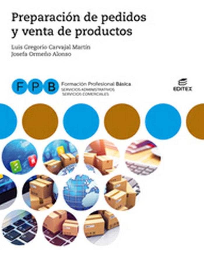 Preparacion pedidos venta productos fpb 19