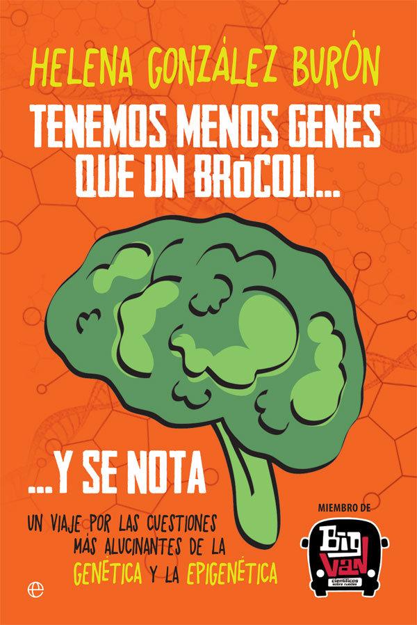 Tenemos menos genes que un brocoli? y se nota