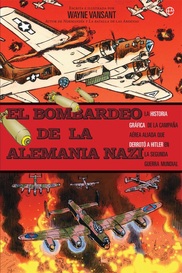 Bombardeo de la alemania nazi,el