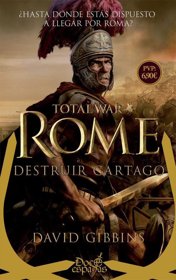Total war rome destruir cartago