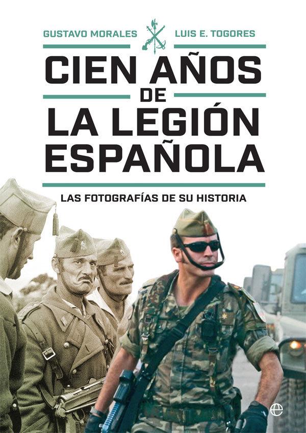 Cien años de la legion española