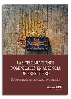 Celebraciones dominicales en ausencia
