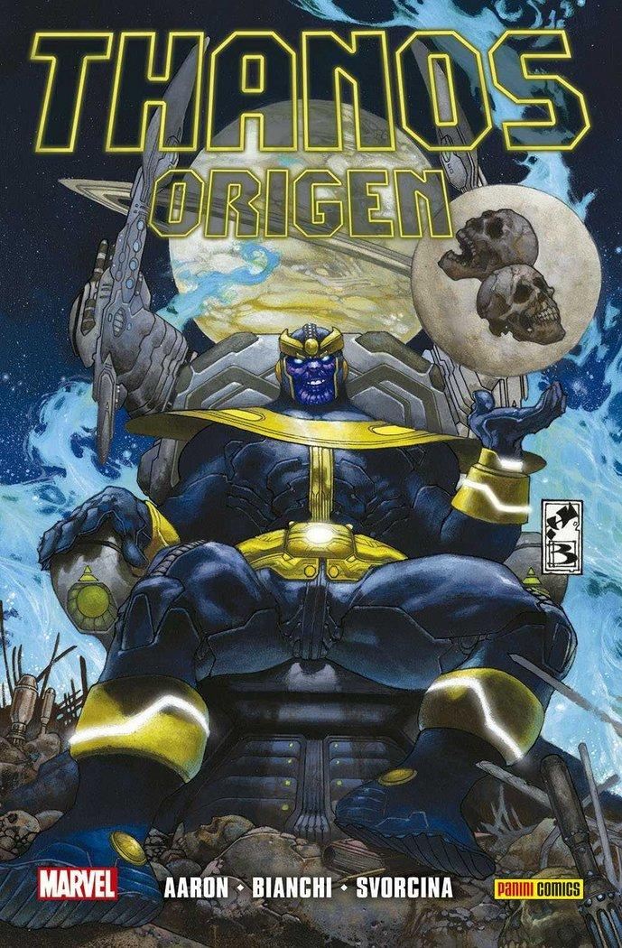 Thanos origen