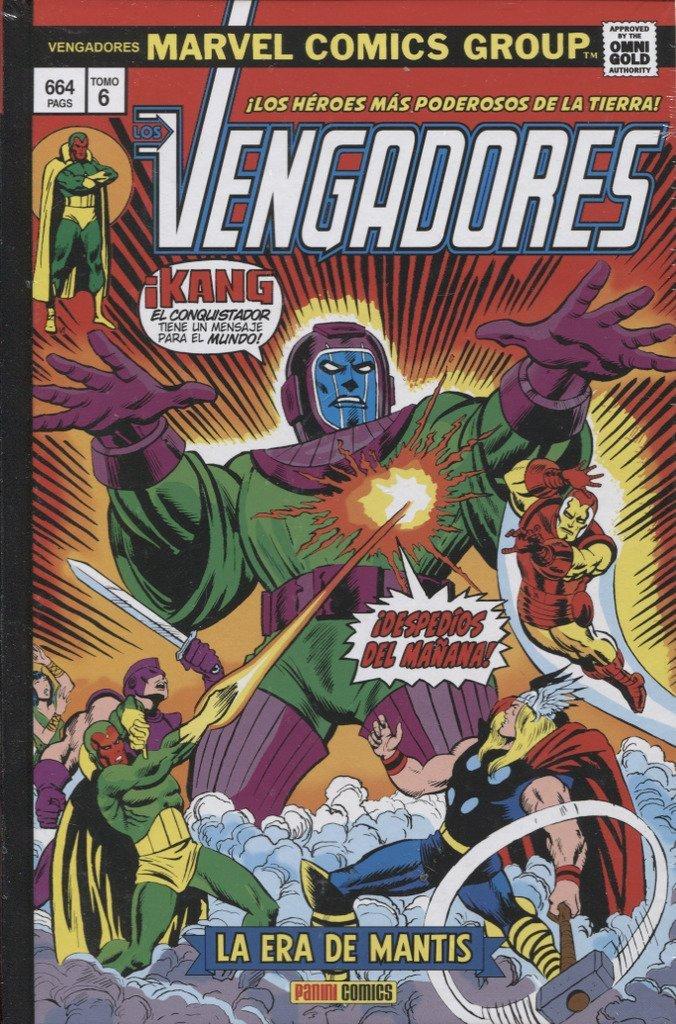 Vengadores la era de mantis