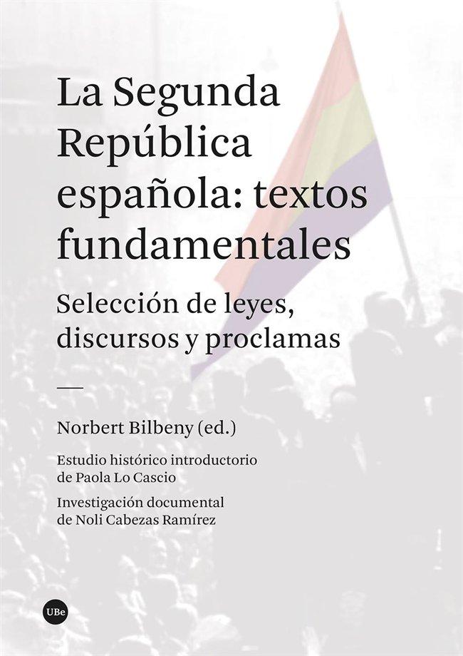 La segunda republica española textos fund