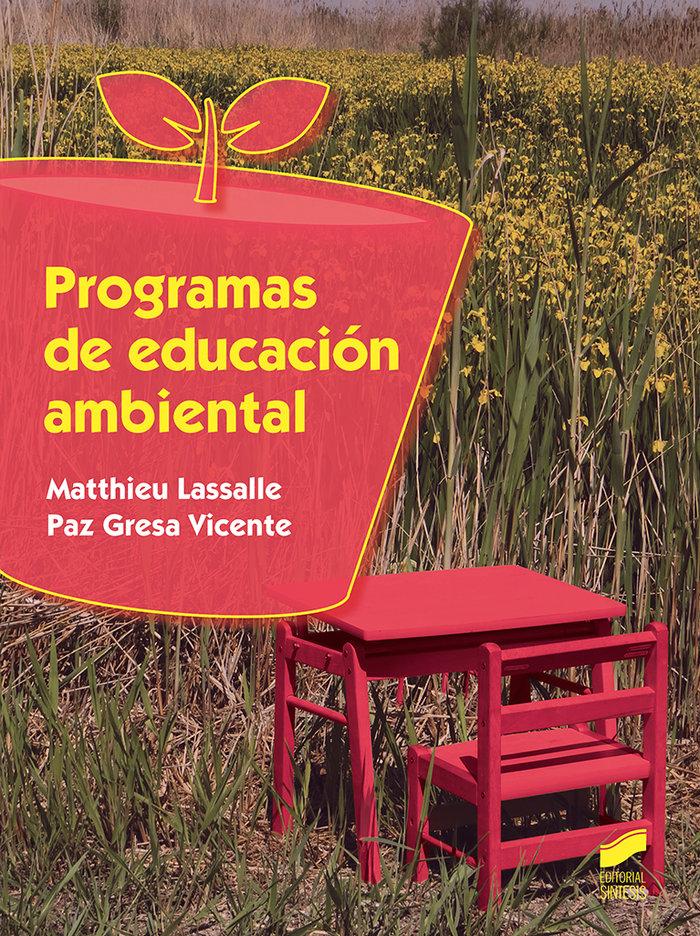 Programas de educacion ambiental