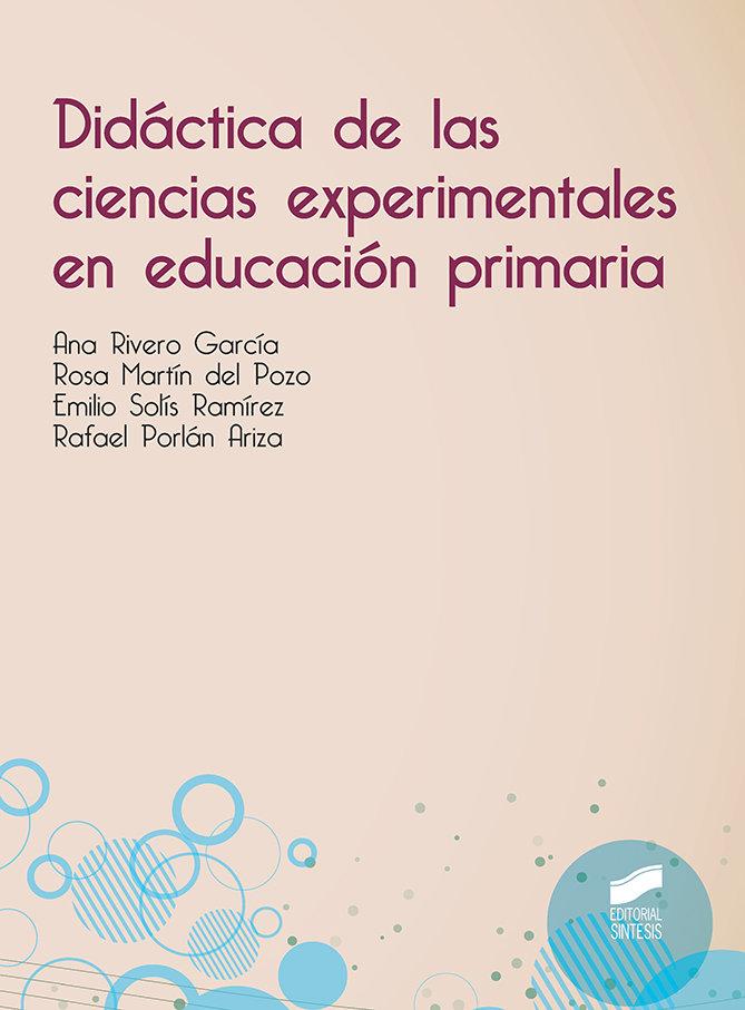 Didactica ciencias experimentales educacion primaria