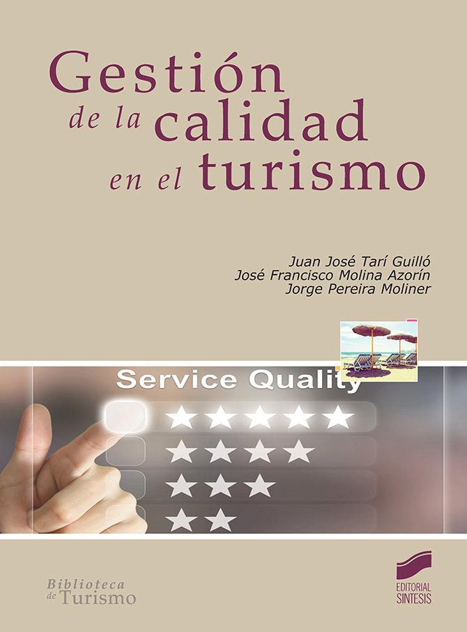 Gestion de la calidad en el turismo