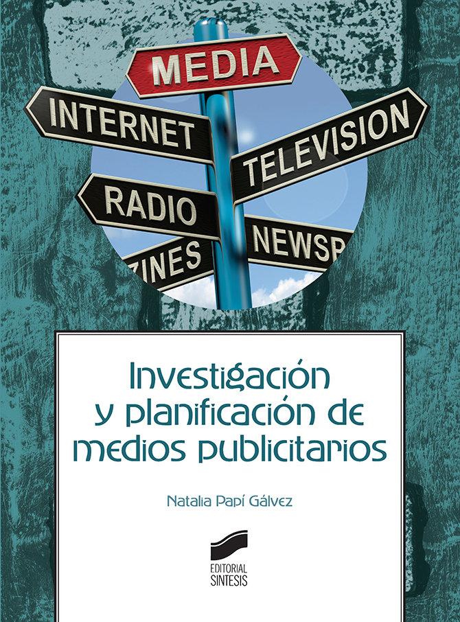 Investigacion y planificacion de medios publicitarios