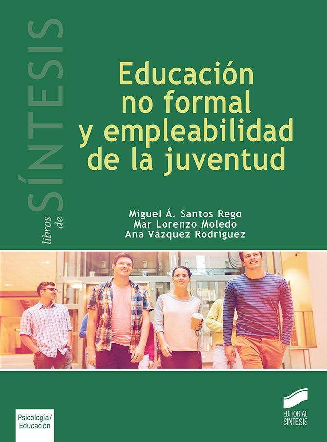 Educacion no formal y empleabilidad de la juventud