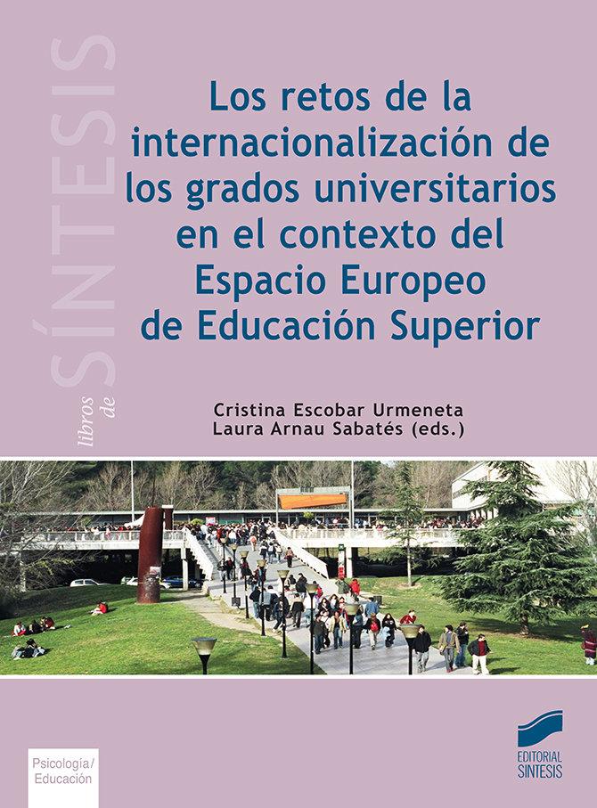 Retos de la internacionalizacion de los grados universitario