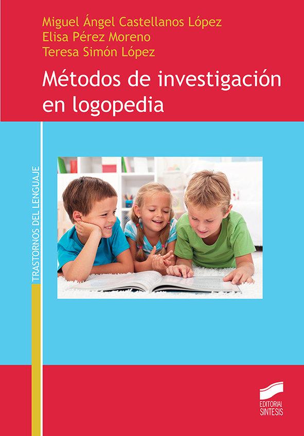 Metodos de investigacion en logopedia
