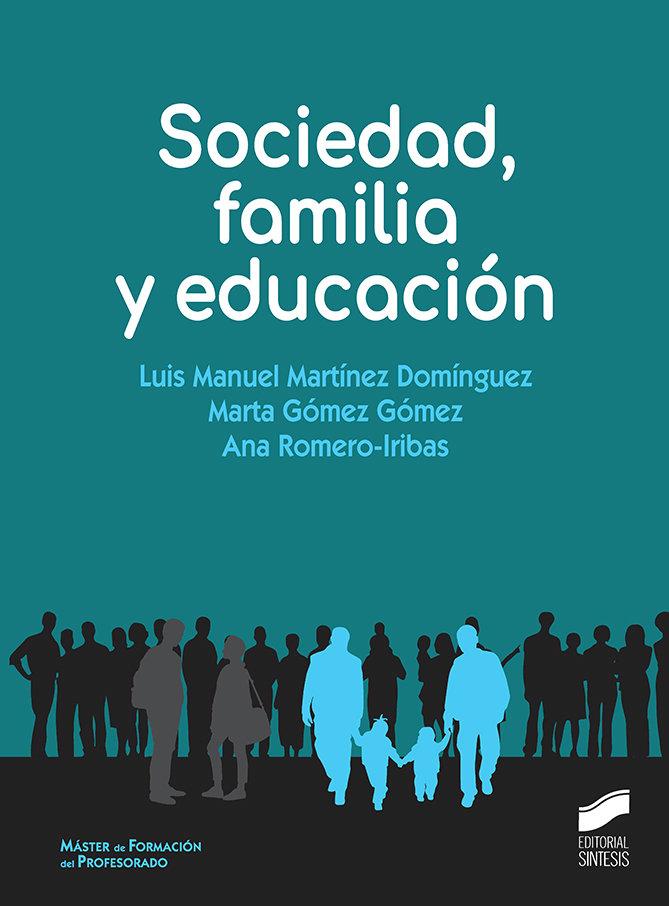 Sociedad, familia y educacion