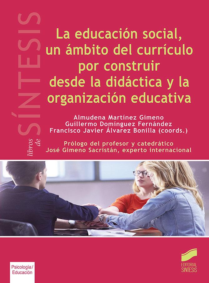 Educacion social un ambito del curriculo por construir,la