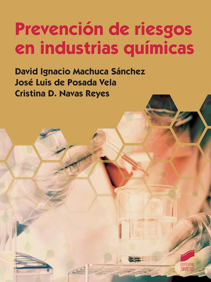 Prevencion de riesgos en industria quimicas