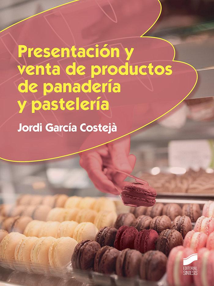 Presentacion venta productos panaderia pasteleria