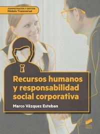 Recursos humanos y responsabilidad social corporativa cfgs
