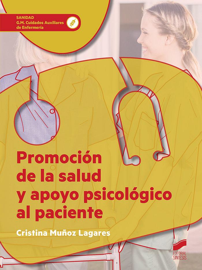 Promocion de la salud y apoyo psicolog.paciente cf