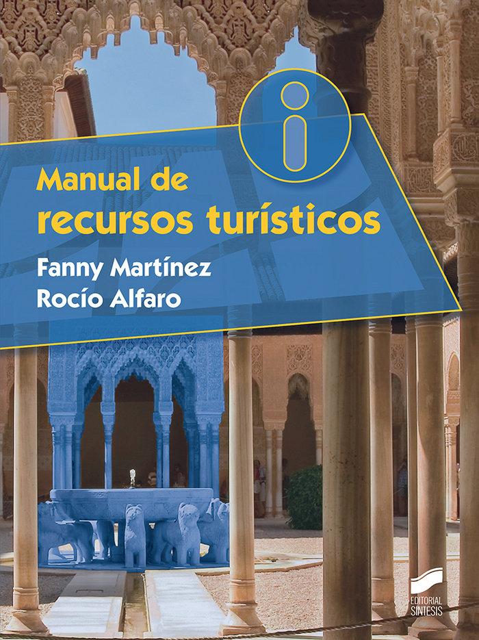 Manual de recursos turisticos