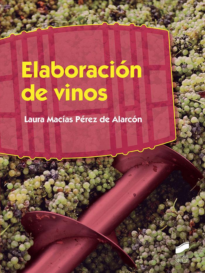 Elaboracion de vinos