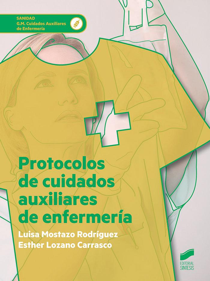 Protocolos de cuidados auxiliares de enfermeria