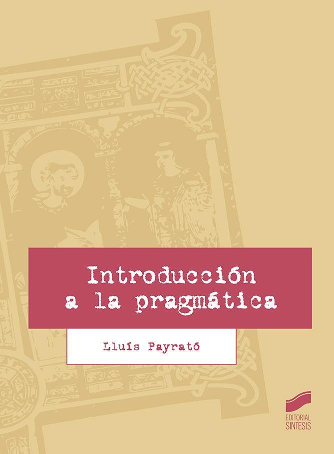Introduccion a la pragmatica