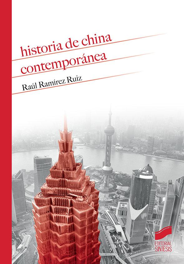 Historia de china contemporanea