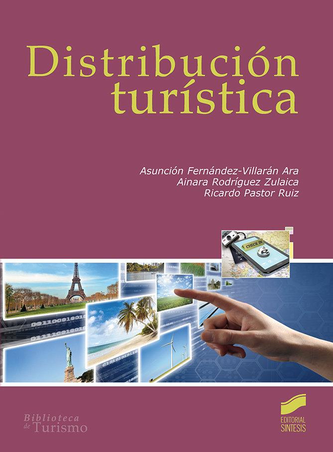 Distribucion turistica