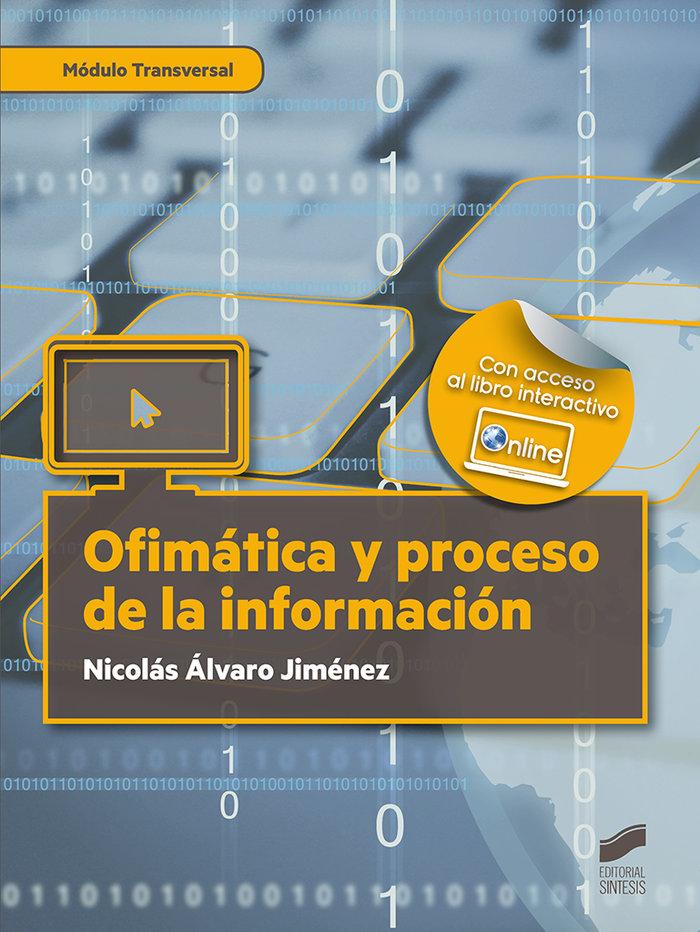 Ofimatica y proceso de la informacion