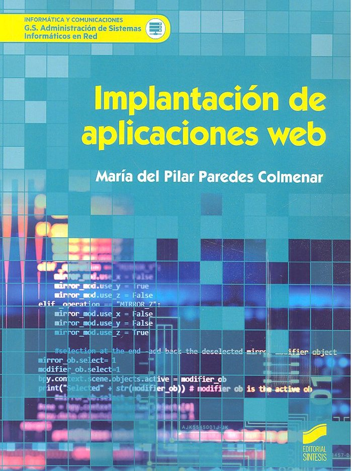 Implantacion de aplicaciones web