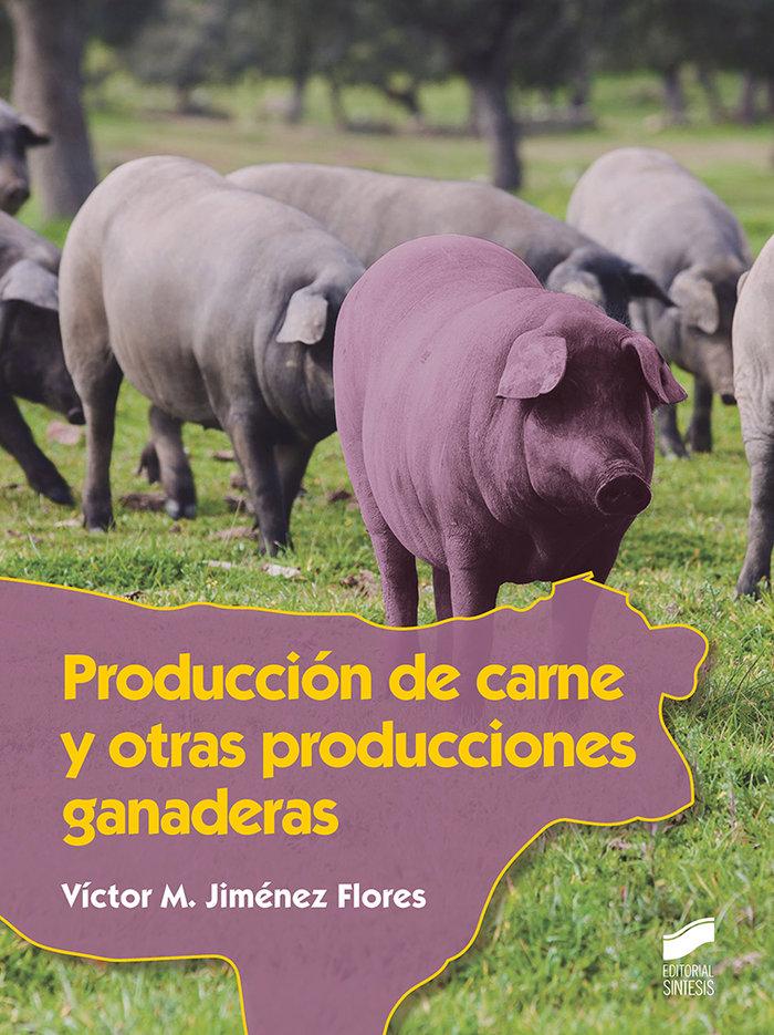 Produccion de carne y otras producciones ganaderas