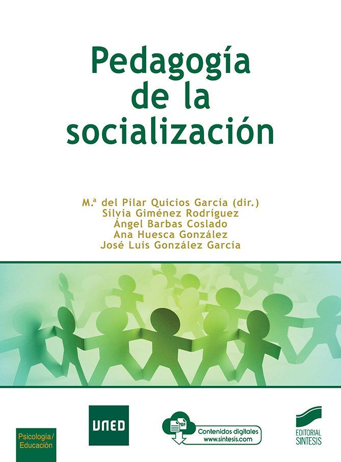 Pedagogia de la socializacion
