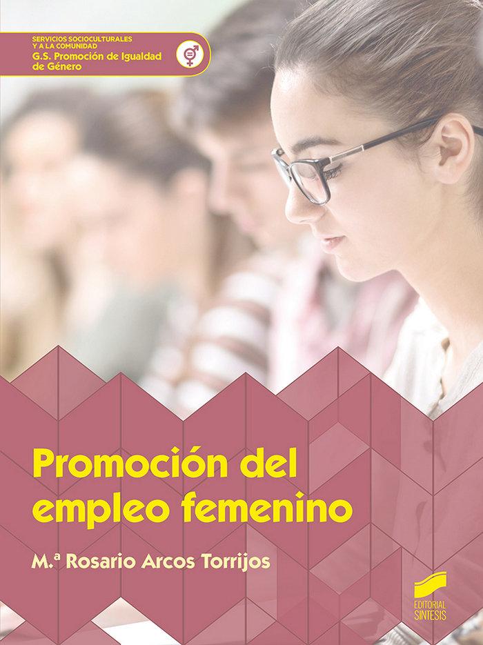 Promocion del empleo femenino
