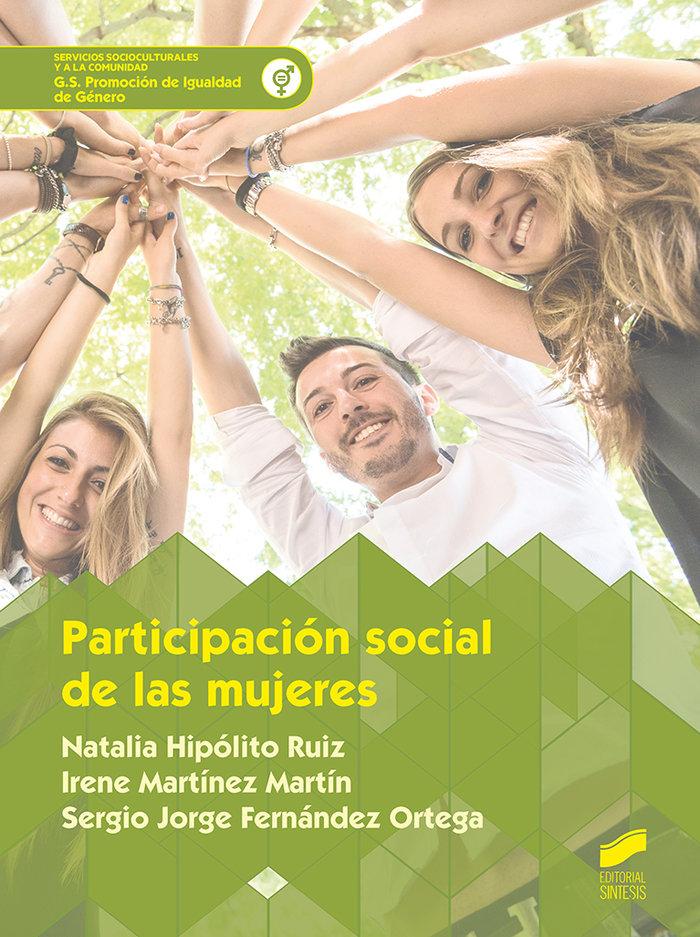 Participacion social de las mujeres