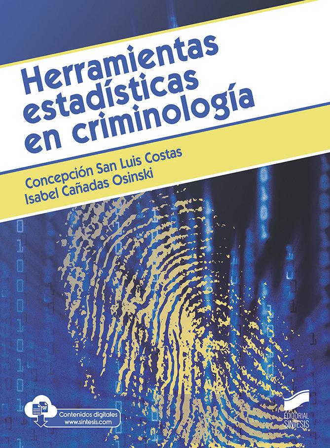 Herramientas estadisticas en criminologia