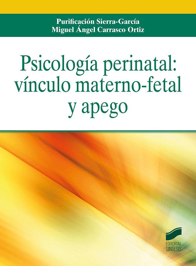 Psicologia perinatal vinculo materno fetal y apego