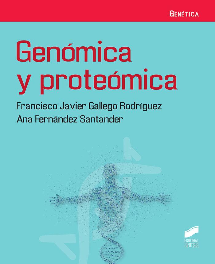 Genomica y proteomica