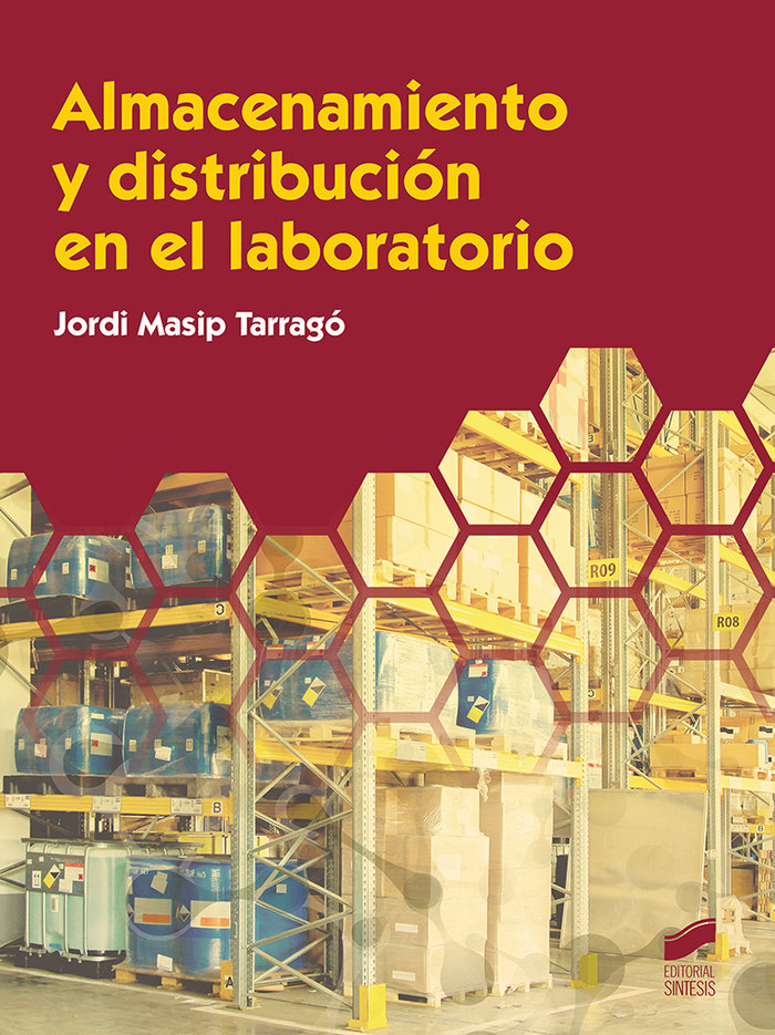 Almacenamiento y distribucion en el laboratorio