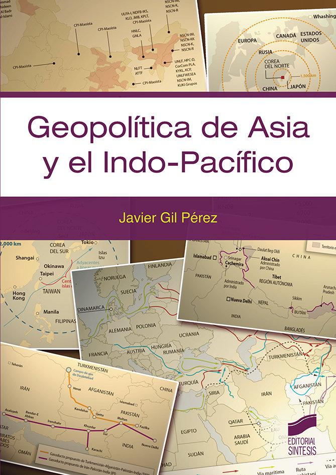 Geopolitica de asia y el indo pacifico