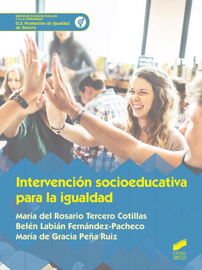 Intervencion socioeducativa para la igualdad