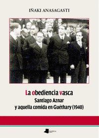Obediencia vasca,la