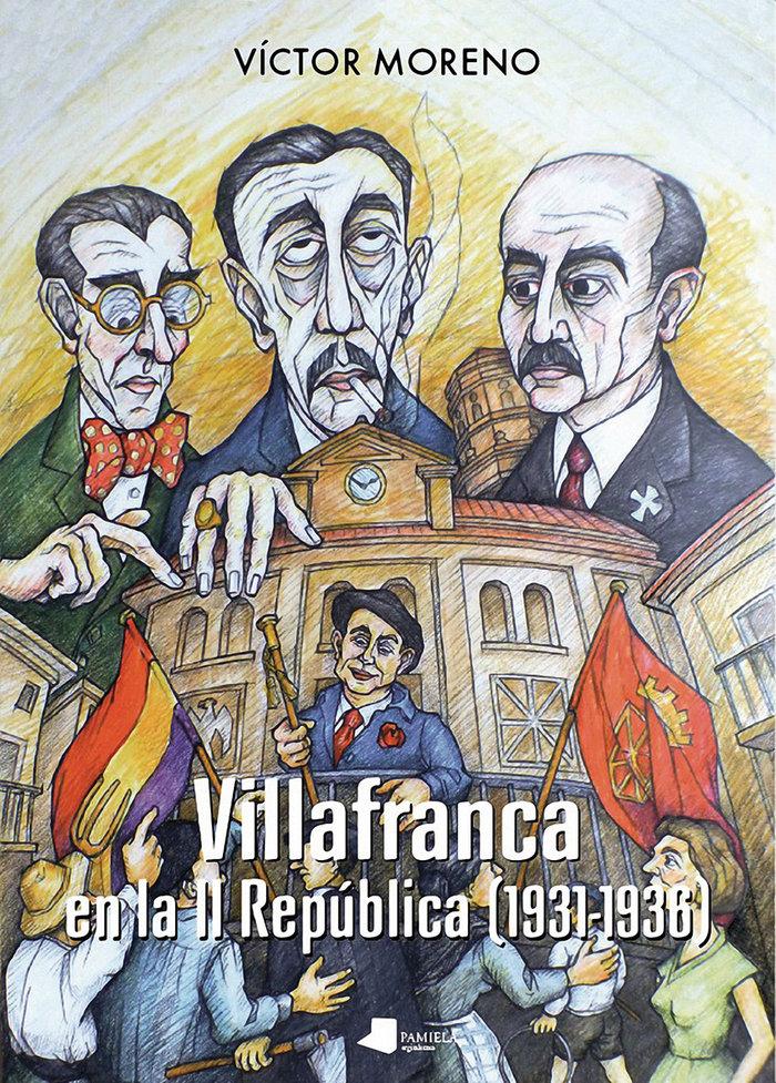 Villafranca en la ii republica 1931 1936