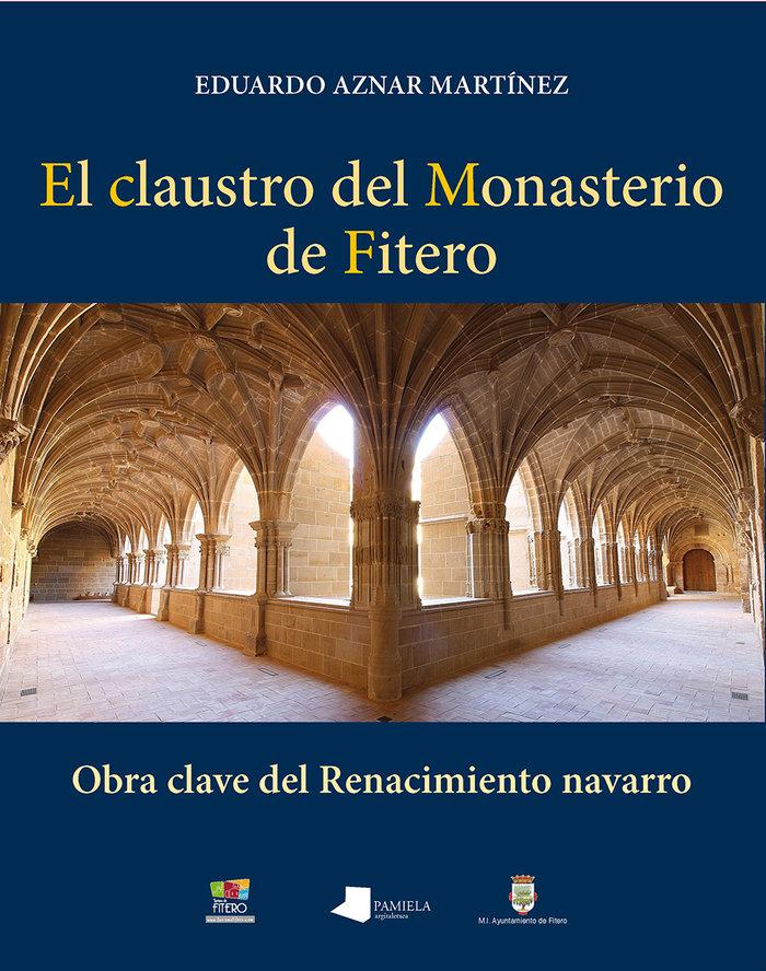 Claustro del monasterio de fitero,el