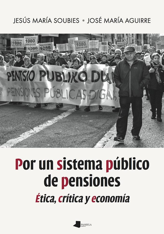 Por un sistema publico de pensiones